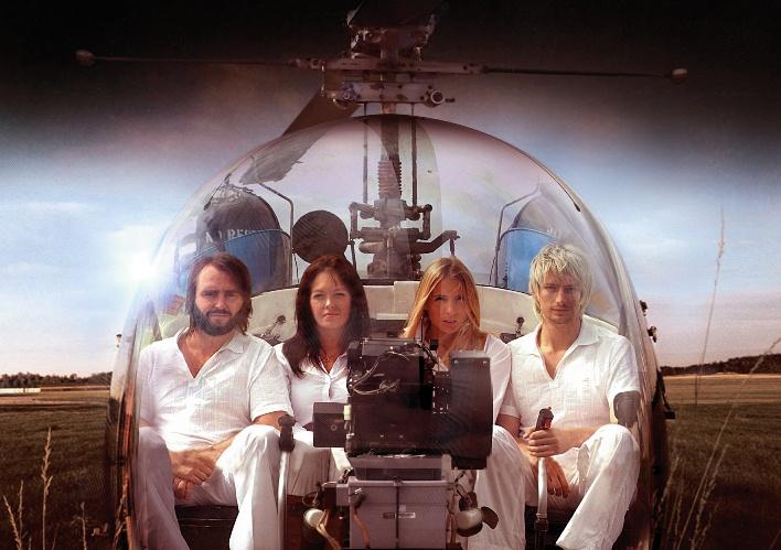 ABBA Revival 70's Glastonbudget Tribute Band Festival