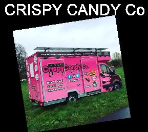 Crispy Candy Trader Glastonbudget Tribute Band Festival page image