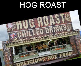 Hog Roast Trader Glastonbudget Tribute Band Festival page image