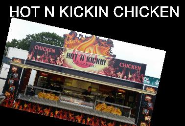 Hot N Kicken Chicken Trader Glastonbudget Tribute Band Festival page image