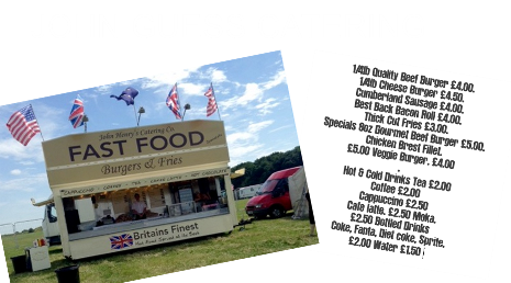 John guess catering Tikka ZoneTrader Glastonbudget Tribute Band Festival page image