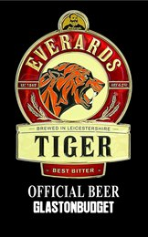 Tiger Official Beer Of Glastonbudget 2015 tribute music festival