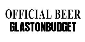 Official Beer Glastonbudget