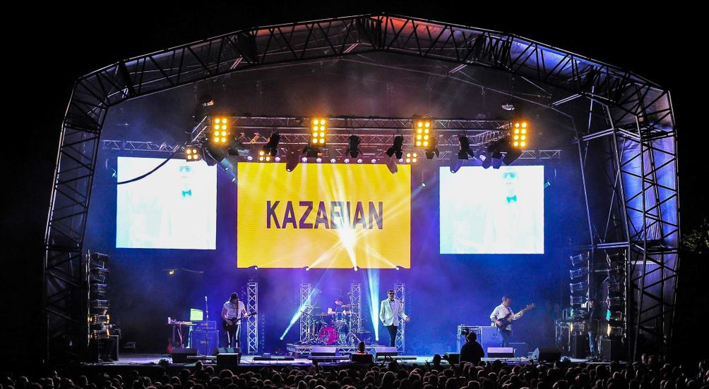 Glastonbugdet Tribute Band Festival 2015 1