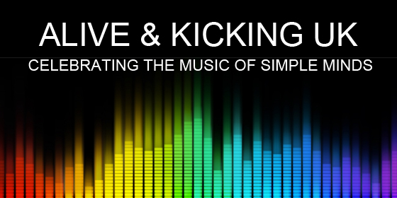 Alive & Kicking Simple Minds Tribute Band Glastonbudget Tribute Festival 2015