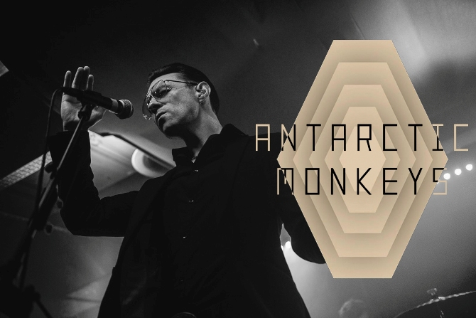 Antarctic Monkeys Arctic Monkeys Tribute Glastonbudget Tribute Band Festival pic 2