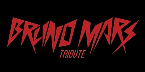 Bruno mars Tribute Bruno Marz Band Glastonbudget Tribute Festival 2015 a logo