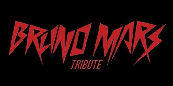 Bruno mars Tribute Bruno Marz Band Glastonbudget Tribute Festival 2015 a logo