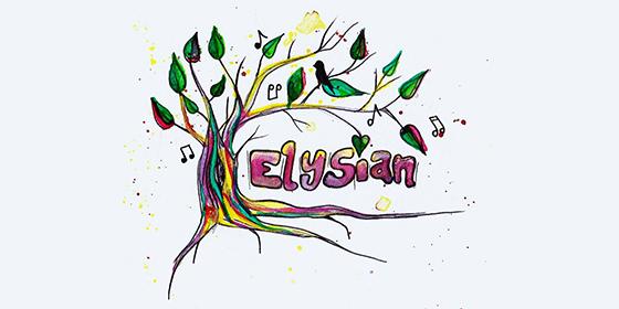Elysian Original Band Glastonbudget Tribute Band Music Festival logo