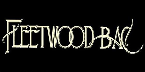Fleetwood Bac Fleetwood Mac Tribute Glastonbudget Tribute Band Festival 2015 logo