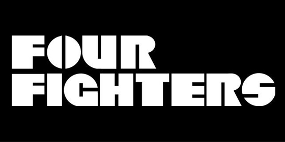 four fighters foo fighters tribute Glastonbudget Tribute Band Festival 2016