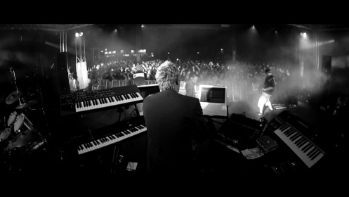 Jilted Generation Prodidgy Tribute Band Glastonbudget Tribute Festival 2015