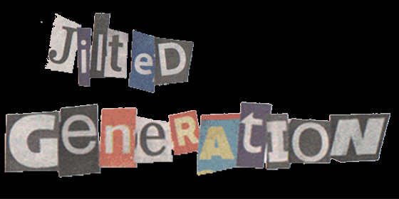 Jilted Generation Prodidgy Tribute Band Glastonbudget Tribute Festival 2015 logo