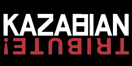 Kazabian Kasabian Tribute Glastonbudget Tribute Festival logo