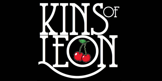 Kins Of Leon Kings of leon Tribute Glastonbudget Tribute Band Festival 2015 logo