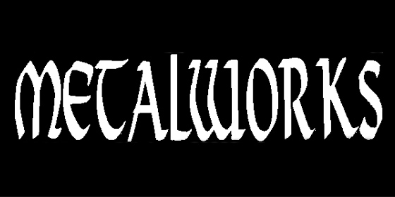 MetalWorks Tribute Band Glastonbudget Tribute Festival 2015 logo