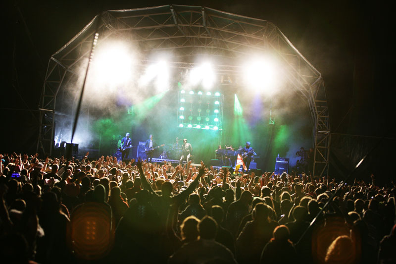 Oasish Oasis Tribute Glastonbudget Tribute Band Festival 2015 logo