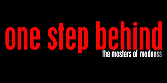 One Step Behind Madness Tribute Band Glastonbudget Tribute Festival 2015 logo