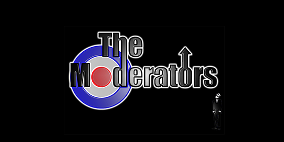 The Moderators Tribute Band Glastonbudget Tribute Festival logo