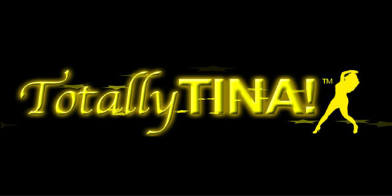 Totally Tina Tina Turner Tribute Glastonbudget Tribute Band Festival 2015 logo