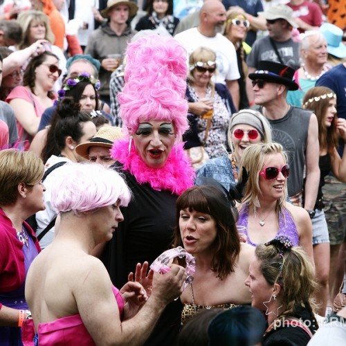 fancy dress glastonbudget 2015