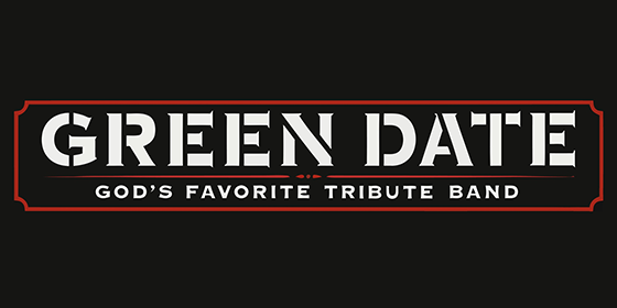 Green Date Green Day Tribute Band Glastonbudget Tribute Band Music Festival logo