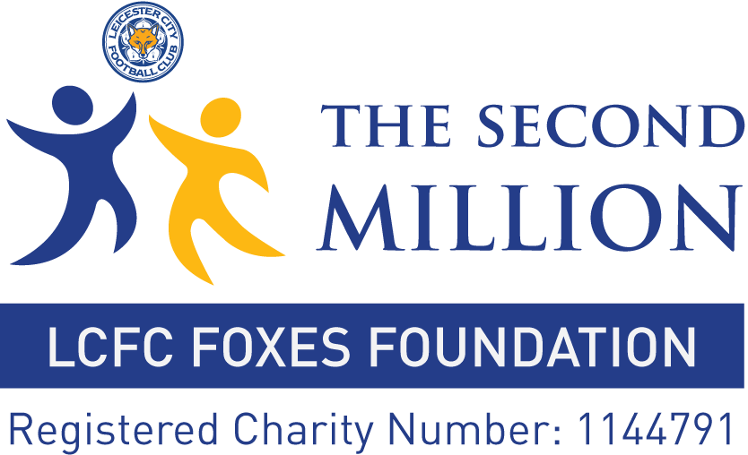 The Second Million foxes foundation leicester city football club
