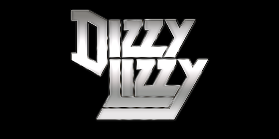 dizzy lizzy thin lizzy tribute glastonbudget tribute band music festival logo