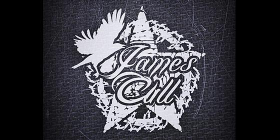James Cull Logo 2 original Band Glastonbudget Tribute Festival 2016