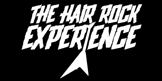 The Hair Rock Experience original Band Glastonbudget Tribute Festival 2016 logoThe Hair Rock Experience original Band Glastonbudget Tribute Festival 2016 logo