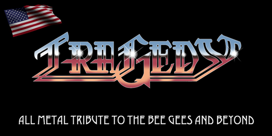 Tragedy All Metal Bee Gees Tribute Glastonbudget Tribute Band Festival 2017 logo