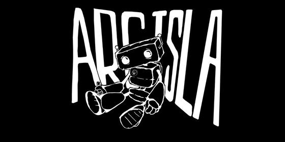 Arc Isla Original Band Glastonbudget Tribute Band Music Festival logo