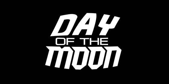Day Of The Moon Original Band Glastonbudget Tribute Band Music Festival logo