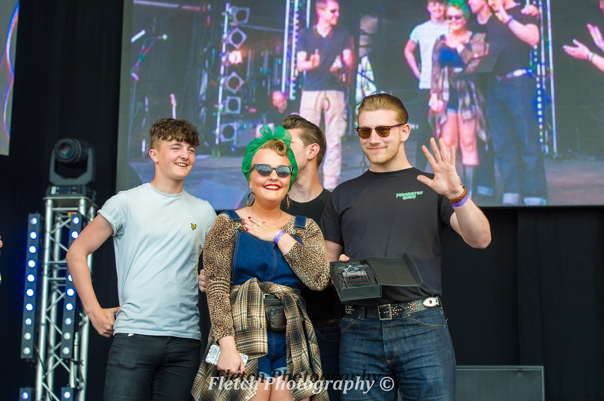 Glastonbudget Band of the Year 2016