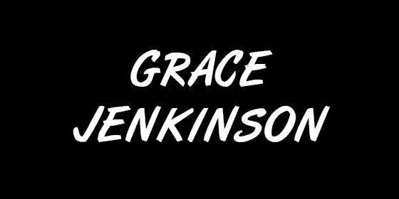 Grace Jenkinson Original Band Glastonbudget Tribute Band Music Festival logo