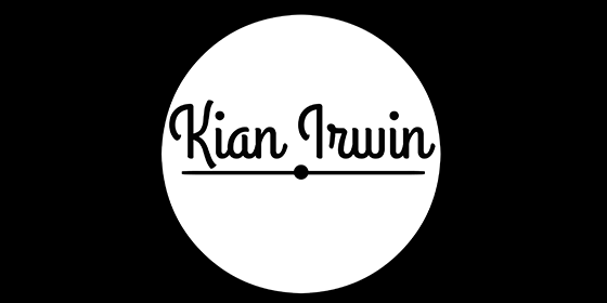 Kian Irwin Original Band Glastonbudget Tribute Band Music Festival logo
