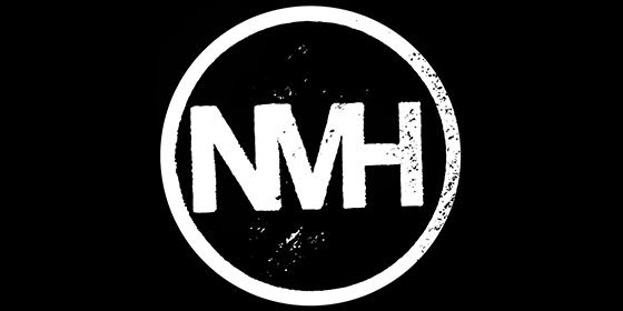 No More Heroes Original Band Glastonbudget Tribute Band Music Festival logo