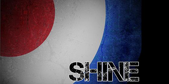 Shine Original Band Glastonbudget Tribute Band Music Festival logo