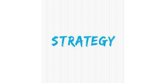 Strategy Original Band Glastonbudget Tribute Band Music Festival logo