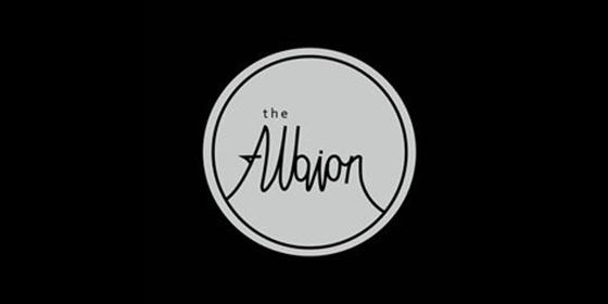 The Albion Original Band Glastonbudget Tribute Band Music Festival logo