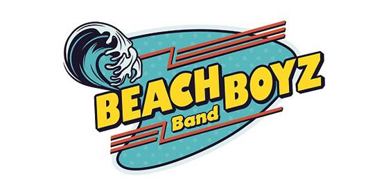 The Beach Boyz Band Tribute Band Glastonbudget Tribute Band Music Festival logo