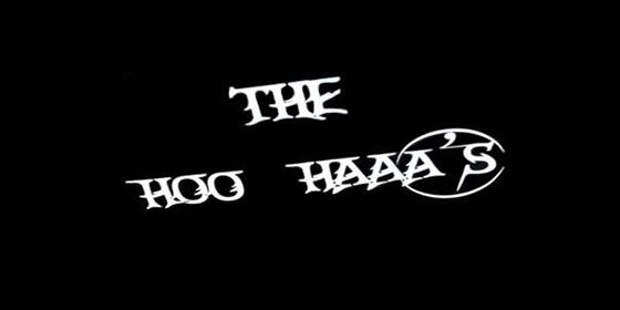 The Hoo Haaas Original Band Glastonbudget Tribute Band Music Festival logo