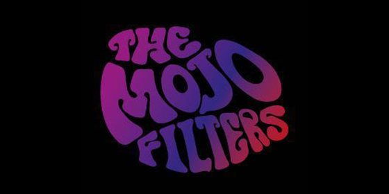 The Mojo Filters Original Band Glastonbudget Tribute Band Music Festival logo
