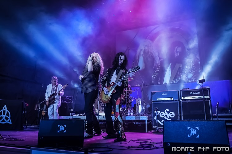 Letz Zep Led Zeppelin Tribute Band Glastonbudget Tribute Band Music Festival pic