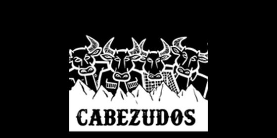 Cabezudos Original Band Glastonbudget Tribute Band Music Festival logo