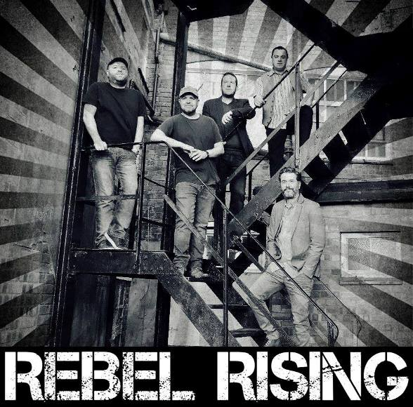 Rebel Rising Original Band Glastonbudget Tribute Band Music Festival