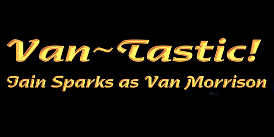 Vantastic Van Morrison Tribute Band Glastonbudget Tribute Band Music Festival logo