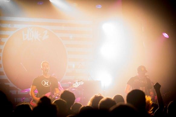 Blink 182 Tribute Band Blink 2 Glastonbudget Tribute Band Music Festival pic 1