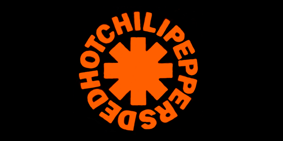Ded Hot Chili Peppers Red Hot Chili Peppers Tribute Band Glastonbudget Tribute Band Music Festival logo