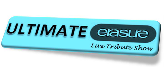 Ultimate Erasure ErasureTribute Band Glastonbudget Tribute Band Music Festival logo